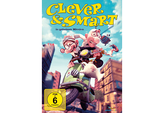 Clever & Smart: In geheimer Mission - (DVD)