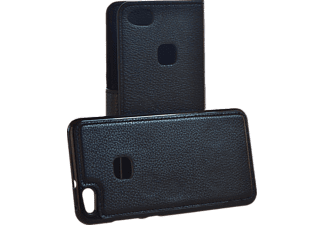 V-DESIGN Wallet 2in1 Bookcover Huawei P10 Lite  Schwarz