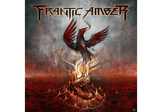 Frantic Amber - Burning Insight - (CD)