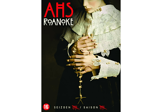 American Horror Story: Roanoke Saison 6 DVD