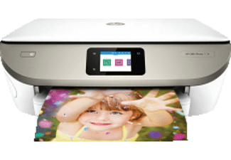 HP Envy Photo 7134, 3-in-1 Multifunktionsdrucker, Grau/Weiß