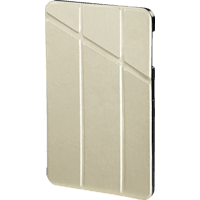 HAMA 2 in 1 Tablethülle, Bookcover, Creme