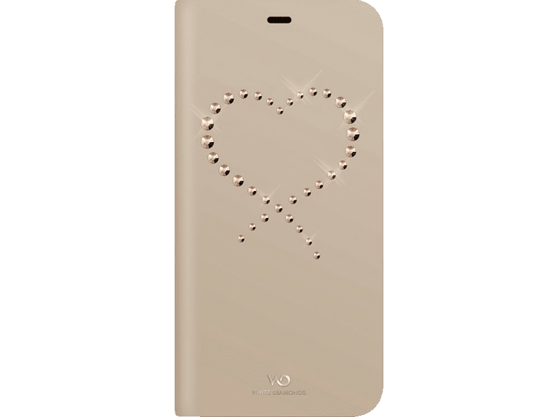 WHITE DIAMONDS Eternity , Bookcover, Apple, iPhone X, Gold
