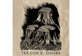 VARIOUS - The Con X:Covers - (CD)