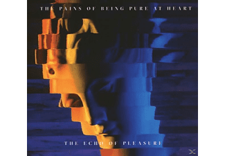The Pains Of Being Pure At Heart - The Echo Of Pleasure - (CD)