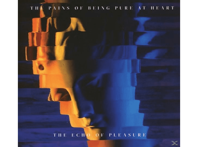 The Pains Of Being Pure At Heart - The Echo Of Pleasure [CD]