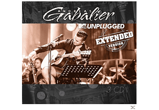 Andreas Gabalier - MTV Unplugged-Extended Version - (CD)