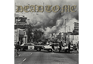 Dead To Me - I Wanna Die In Los Angeles - (Vinyl)