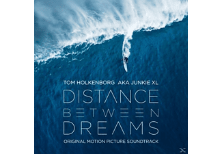 Tom a.k.a. Junkie XL Holkenborg - Distance Between Dreams (Blau Ltd. Edition) - (Vinyl)