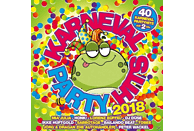VARIOUS - Karneval Party Hits 2018 [CD]