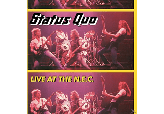 Status Quo - Live At The N.E.C.(3LP) (Limited Edition) - (Vinyl)