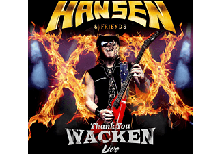 Kai Hansen - Thank You Wacken (CD + DVD)