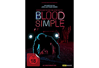 Blood Simple - Director's Cut Drama DVD