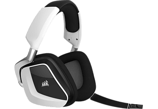 CORSAIR VOID PRO RGB Wireless Premium Gaming Headset - Vit