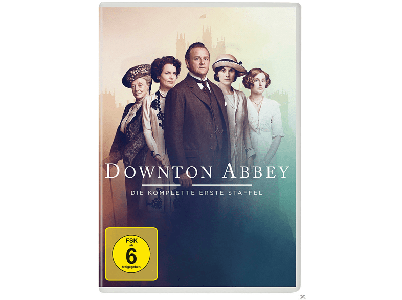 Downton Abbey - Staffel 1 [DVD]