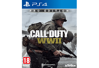 ACTIVISION Call Of Duty WW II Pro Edition PS4