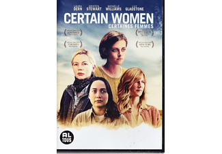 Certain Women DVD