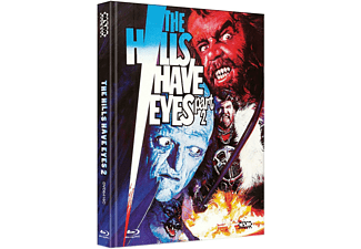 Hills Have Eyes 2 (1984) (Mediabook Cover C) - (Blu-ray + DVD)