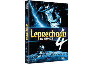 Leprechaun 4 (Mediabook Cover A) - (Blu-ray + DVD)