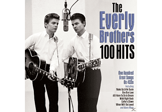 The Everly Brothers - 100 Hits - (CD)