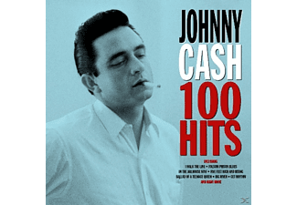Johnny Cash - 100 Hits - (CD)