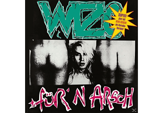 Wizo - Für'n Arsch (Limited-Magenta Coloured Vinyl) - (Vinyl)
