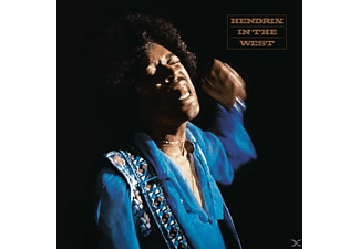 Jimi Hendrix - Hendrix In The West - (Vinyl)