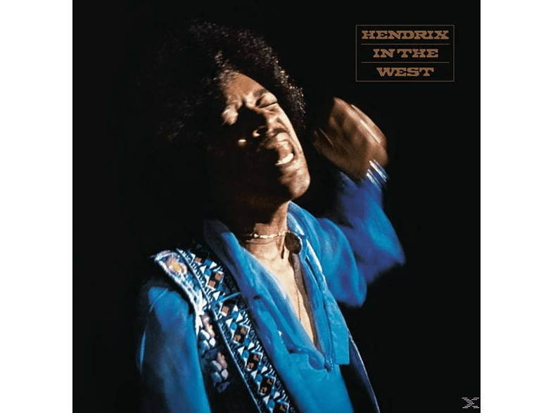 Jimi Hendrix - Hendrix In The West [Vinyl]