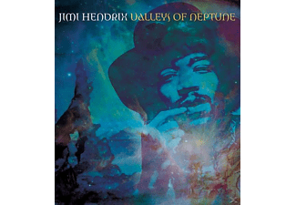 Jimi Hendrix - Valleys Of Neptune - (Vinyl)