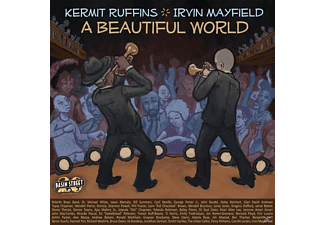 Ruffins, Kermit | Mayfield, Irvin - A Beautiful World - (CD)