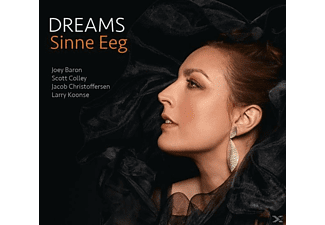 Sinne Eeg - Dreams - (CD)