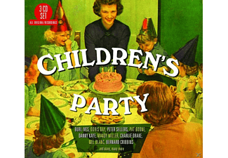 VARIOUS - Children's Party [CD]