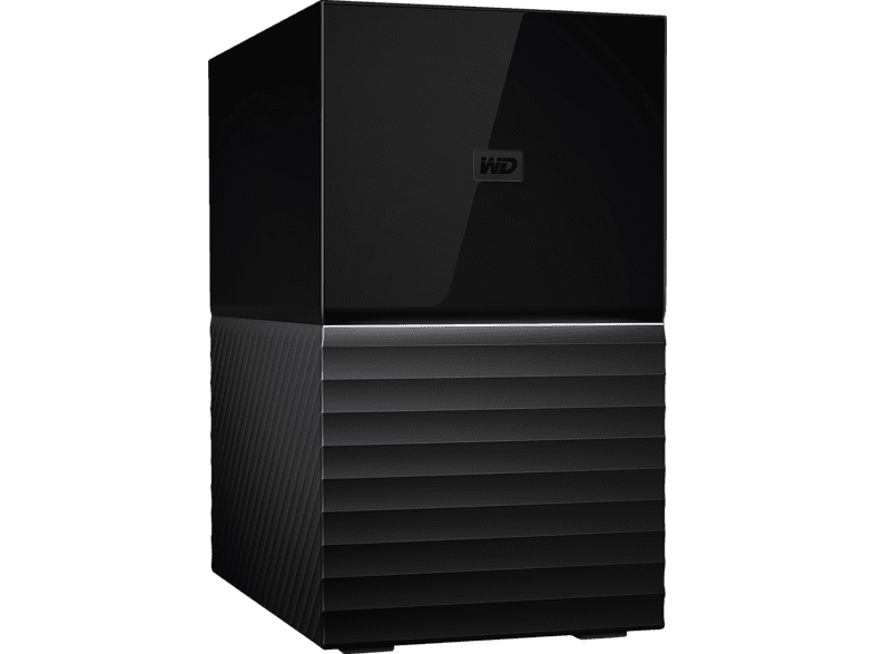 WD My Book™ Duo RAID-Desktopspeicher, 20 TB HDD, 3.5 Zoll, extern