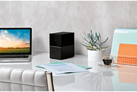 WD My Book™ Duo, 4 TB HDD, 3.5 Zoll, extern