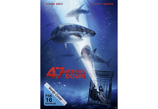 47 Meters Down - (DVD)