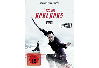 Into The Badlands - Staffel 2 - (DVD)
