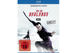 Into The Badlands - Staffel 2 - (Blu-ray)