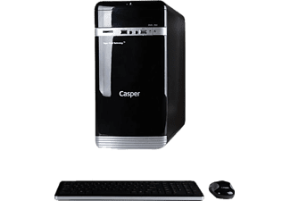 CASPER N1H.G440-4L05E Pentium-G4400 4GB 500GB All In One PC