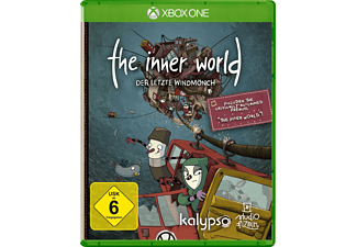 The Inner World - Der letzte Windmönch - Xbox One
