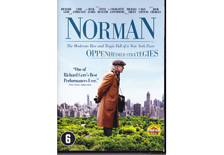 Norman: The Moderate Rise and Tragic Fall of a New York Fixer DVD