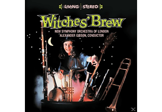 New Symphonic Orchestra London - Witches Brew - (Vinyl)
