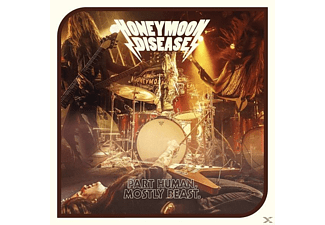 Honeymoon Disease - Part Human,Mostly Beast - (Vinyl)