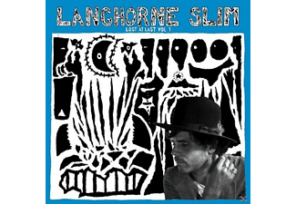 Langhorne Slim - Lost At Last Vol.1 (180g LP+MP3) - (LP + Download)
