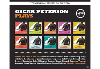 Oscar Peterson - Oscar Peterson Plays (Box-Set) - (CD)