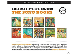 Oscar Trio Peterson - The Songbooks (Box-Set) - (CD)