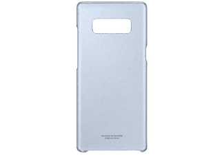 SAMSUNG Clear Cover Galaxy Note 8 Bleu (EF-QN950CNEGWW)