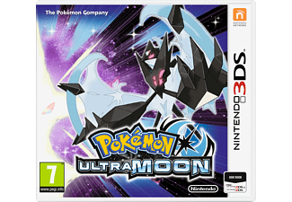 Pokémon Ultra Moon UK 3DS