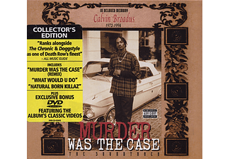 Snoop Doggy Dogg - Murder Was The Case (CD)