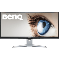 BENQ EX3501R Curved  UWQHD Office Monitor (4 ms Reaktionszeit, FreeSync, 100 Hz)