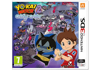 NINTENDO 3DS YOKAI WATCH 2 GEISTIGE